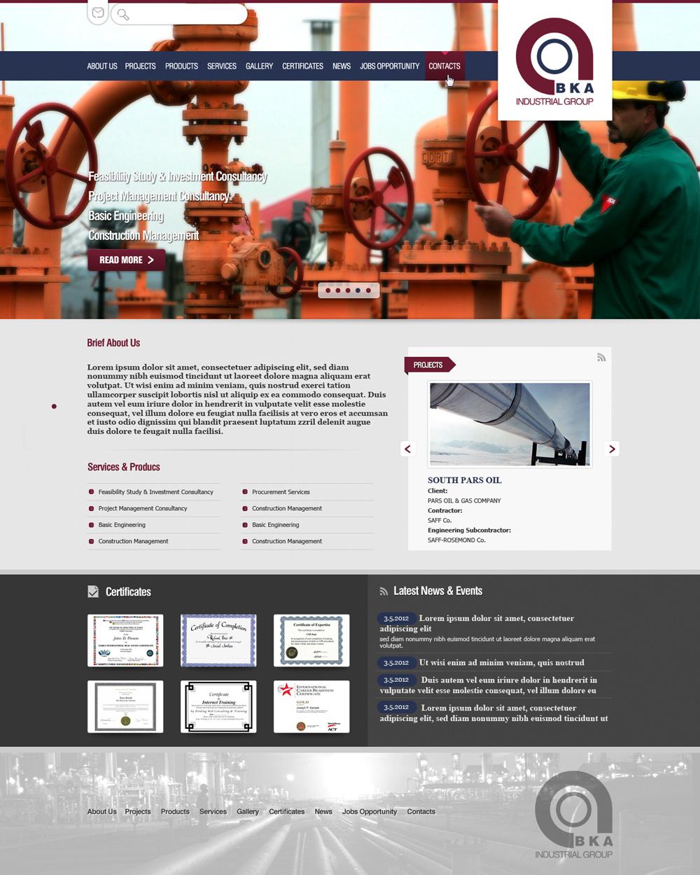 BKA Industrial Group