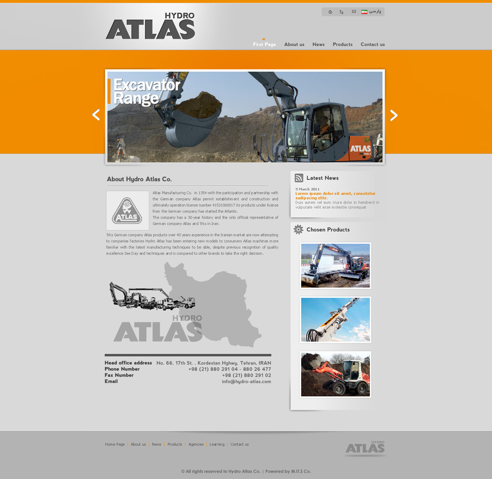 Hydro Atlas Co.