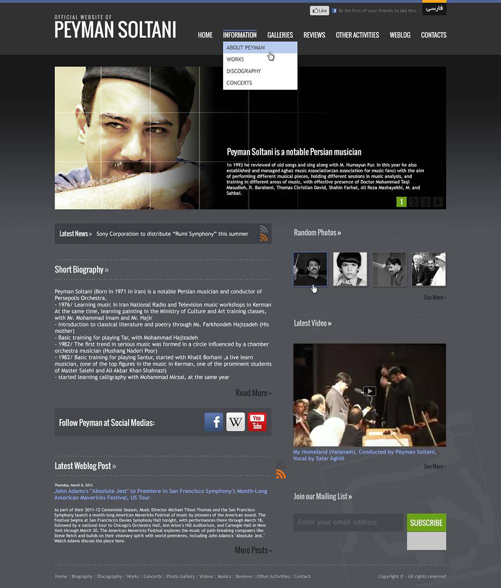 Peyman Soltani (Musician)