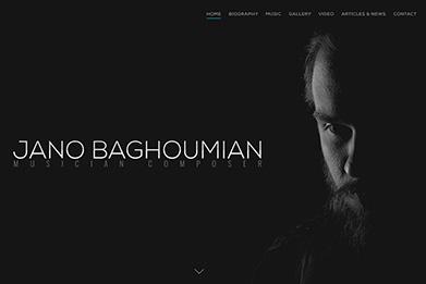 Jano Baghoumian (Musician)